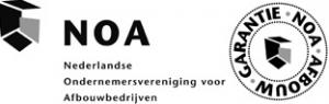 Zeb den Uyl is aangesloten bij de NOA